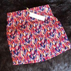 BCBG BRAND NEW Color Pop Mini Skirt! 💖